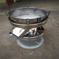 锐成机械的食品淀粉振动筛的使用说明及工作原理