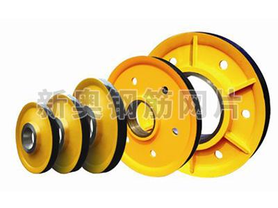 锻造轧制轮