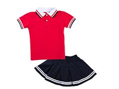 幼儿园夏季服装定制