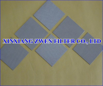 5 Layer Sintered Wire Mesh