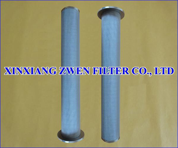 Multilayer Sintered Mesh Filter Element