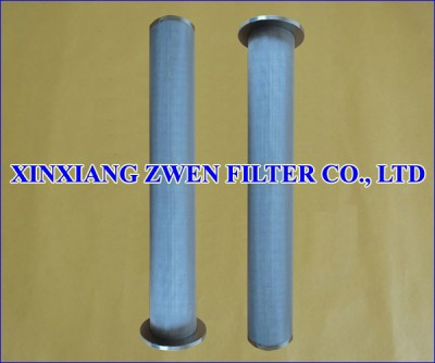 Multilayer Sintered Mesh Filter Element