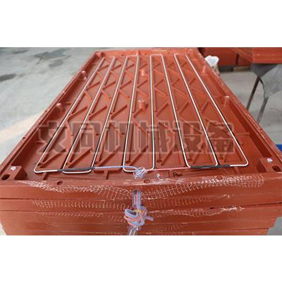 双体产床电热板