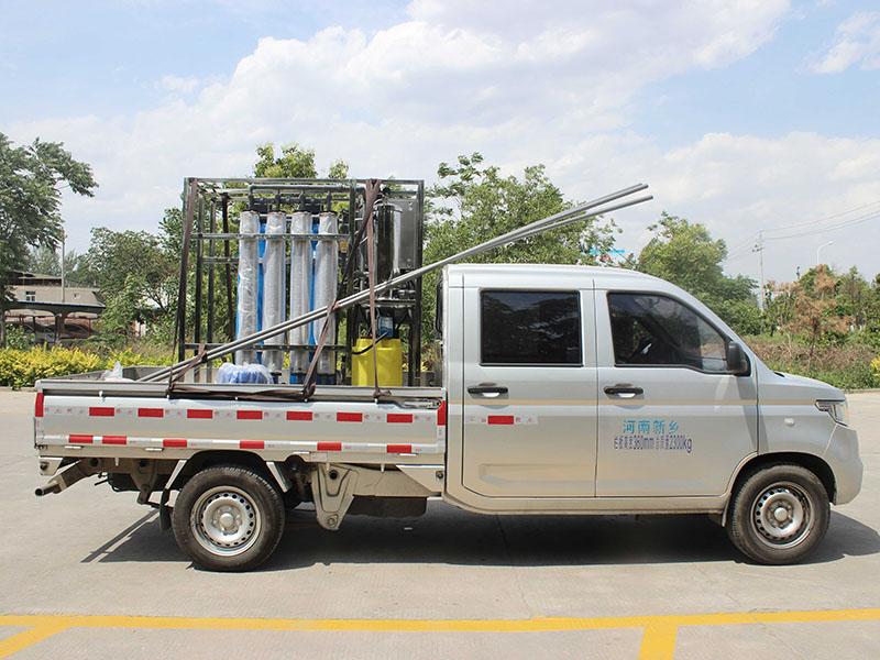 反渗透净水设备发货图