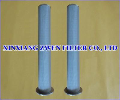 304 Sintered Filter Element