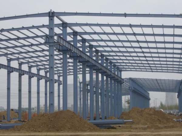 小型轻钢结构厂房