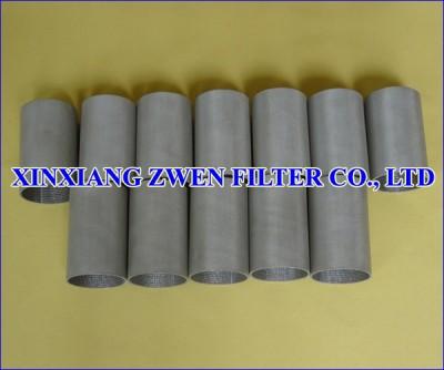 Multilayer Sintered Metal Filter Tube