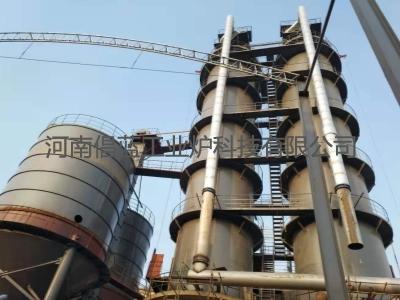 石灰炉设备改造