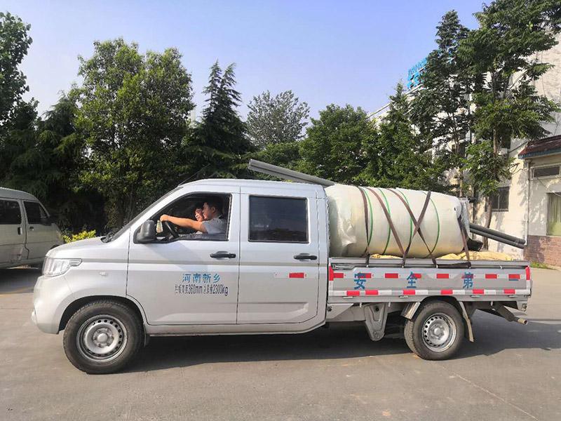 净水预处理设备发货