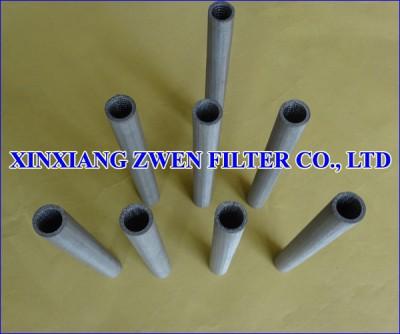 304 Sintered Filter Tube
