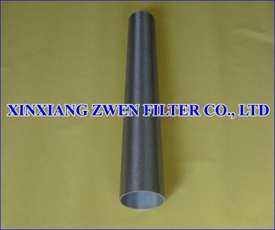 Washable Sintered Filter Tube