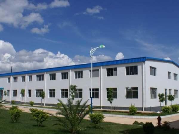 单层轻钢结构厂房