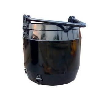 礦用吊桶在礦井中如何正確使用