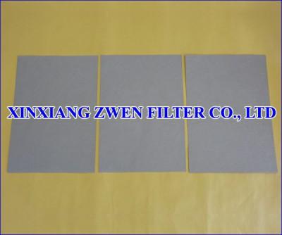 316L Sintered Fiber Felt