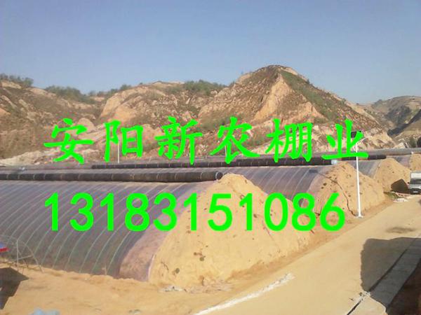 土墙温室大棚工程