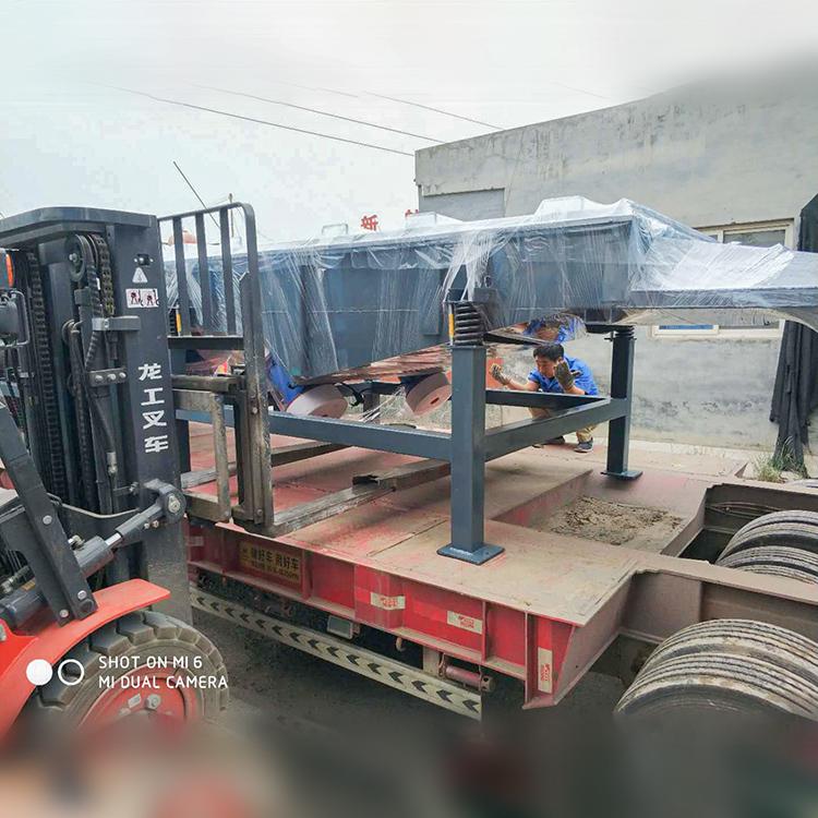SZF1530直线筛发货
