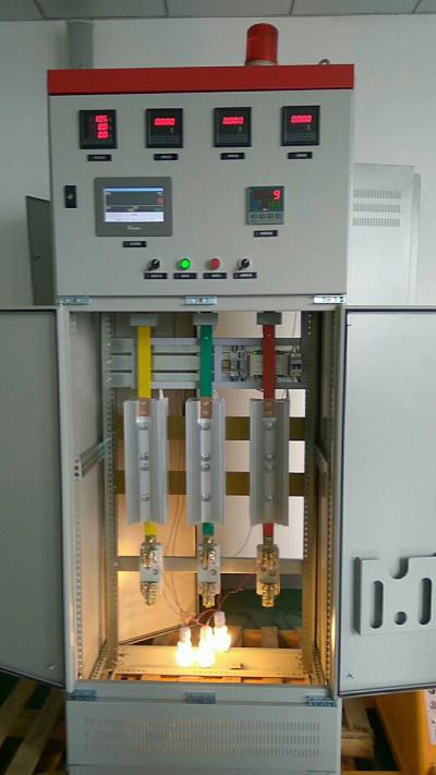 工业炉配套温控系统