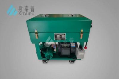 加熱板框壓力式濾油機