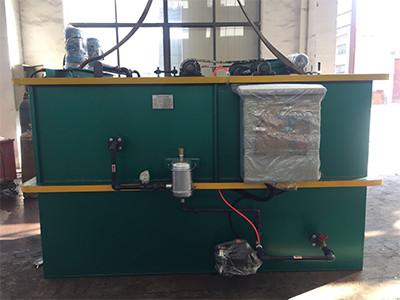 食品废水专用气浮设备