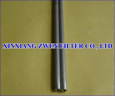 Titanium Sintered Porous Filter Pipe