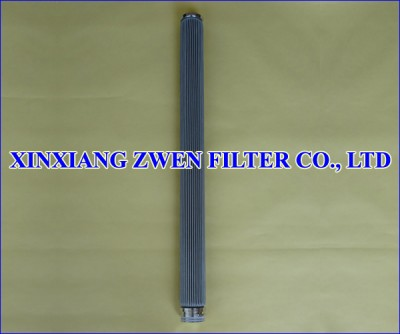 Washable Pleated Metal Filter Element