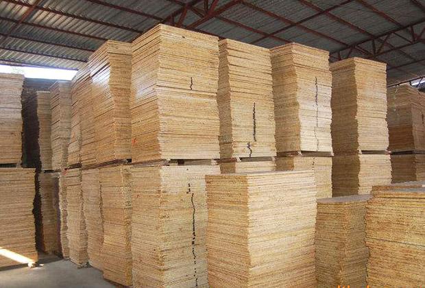 多层竹胶合板