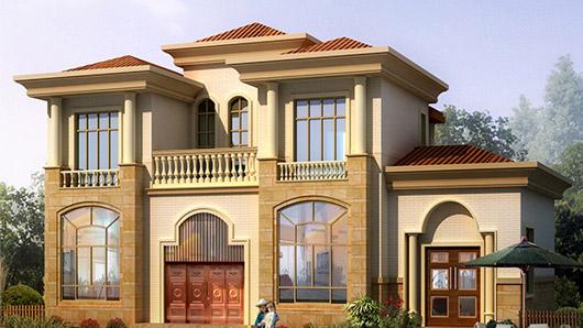 三層複式輕鋼別墅經濟又環保
