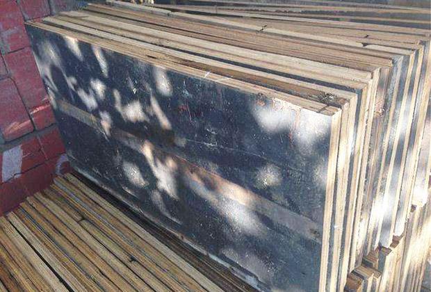 二手竹胶板