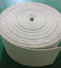 棉布带白色棉布输送带