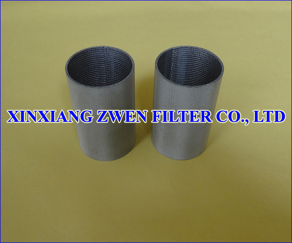 Stainless Steel Sintered Metal Filter Tube
