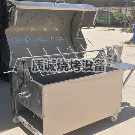 烧烤自动机