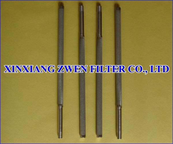 Titanium Sintered Powder Filter Rod