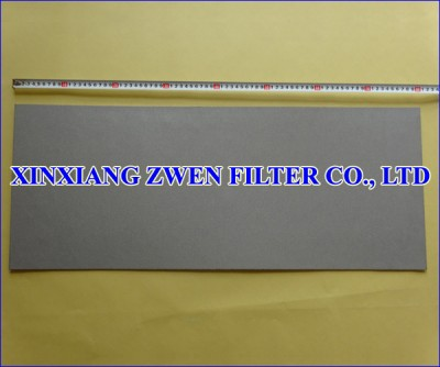 316L Sintered Powder Filter Plate