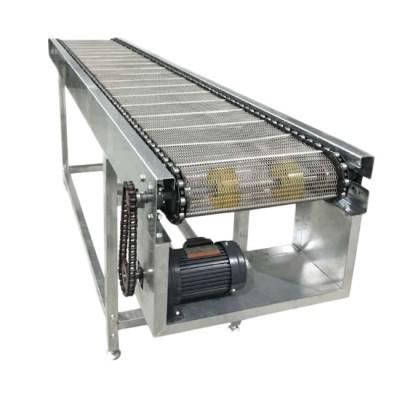 蔬菜土豆爬坡输送机