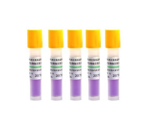 低温等离子生物指示剂