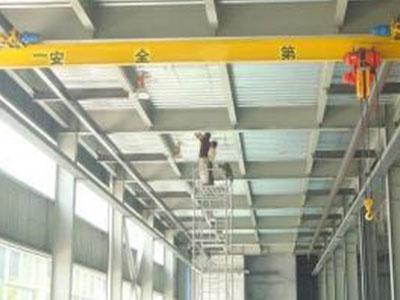浙江電動單梁式起重機