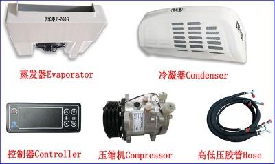 一体备电制冷机组 F260S