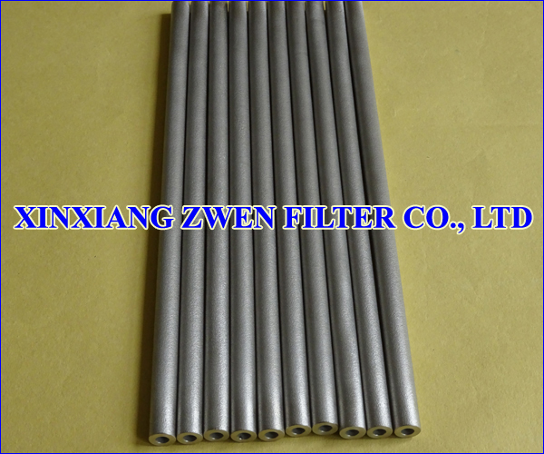 SS Sintered Porous Filter Tube