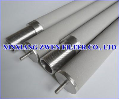 Washable Ti Sintered Porous Filter Cartridge