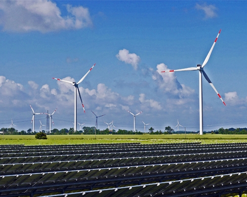 新能源行业解决方案