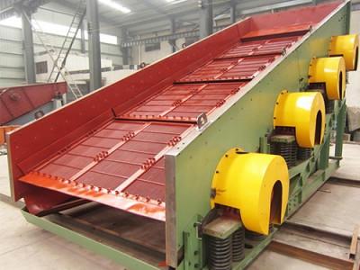 冶金行业(振动筛)合作案例