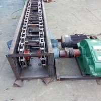 豆粕刮板输送机