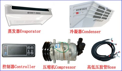 一体备电制冷机组 F560S