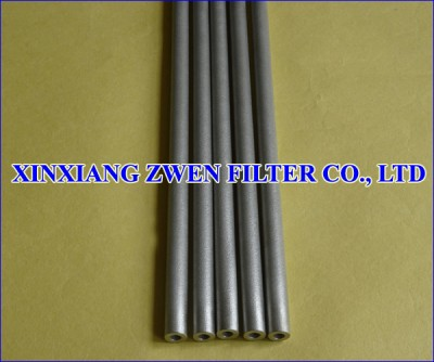 SS Sintered Powder Filter Tube
