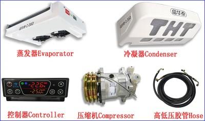 保险制冷机组 C360