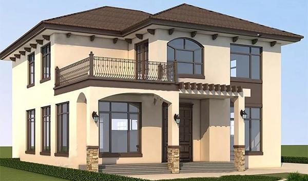 輕鋼房屋是富有個性化的建築