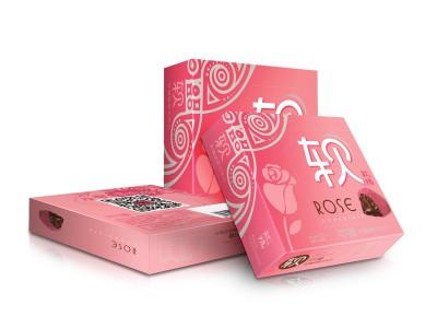 60克可可林玫瑰味软巧克力