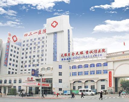 廣東省廣州市解放軍421醫院