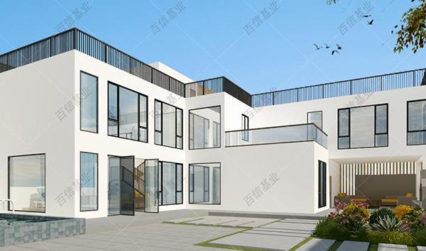 為何選擇裝配式輕鋼結構房屋?