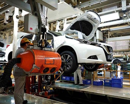 汽车制造行业解决方案